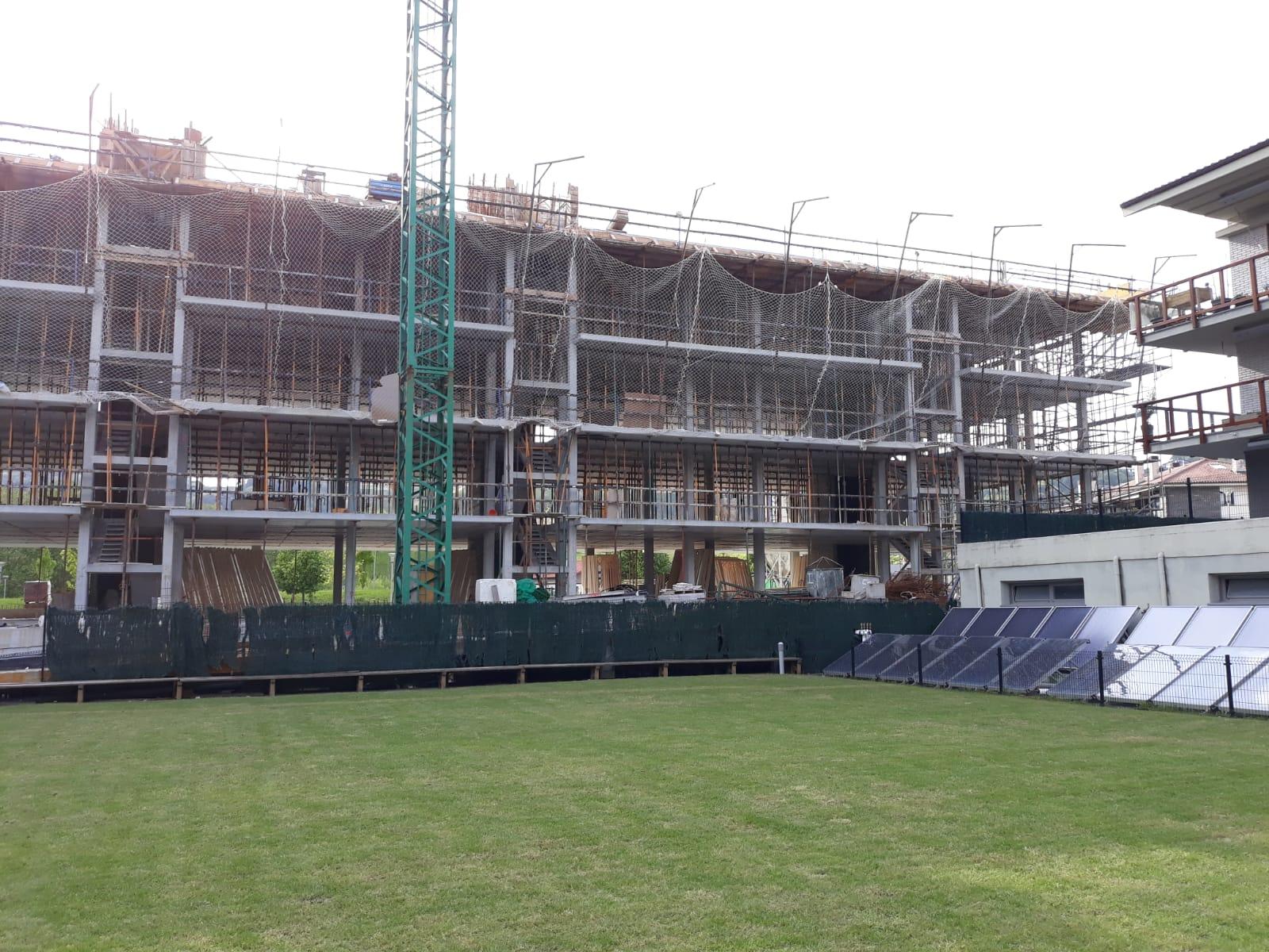 Viviendas nueva construcción en Hondarribia