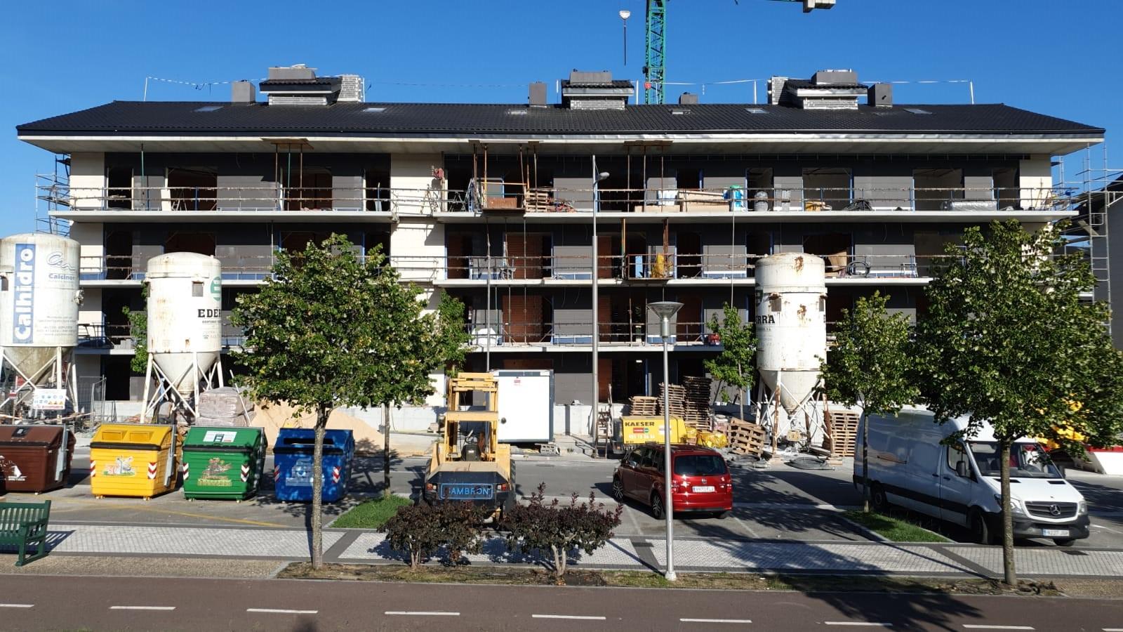 vivienda nueva construccion en Hondarribia